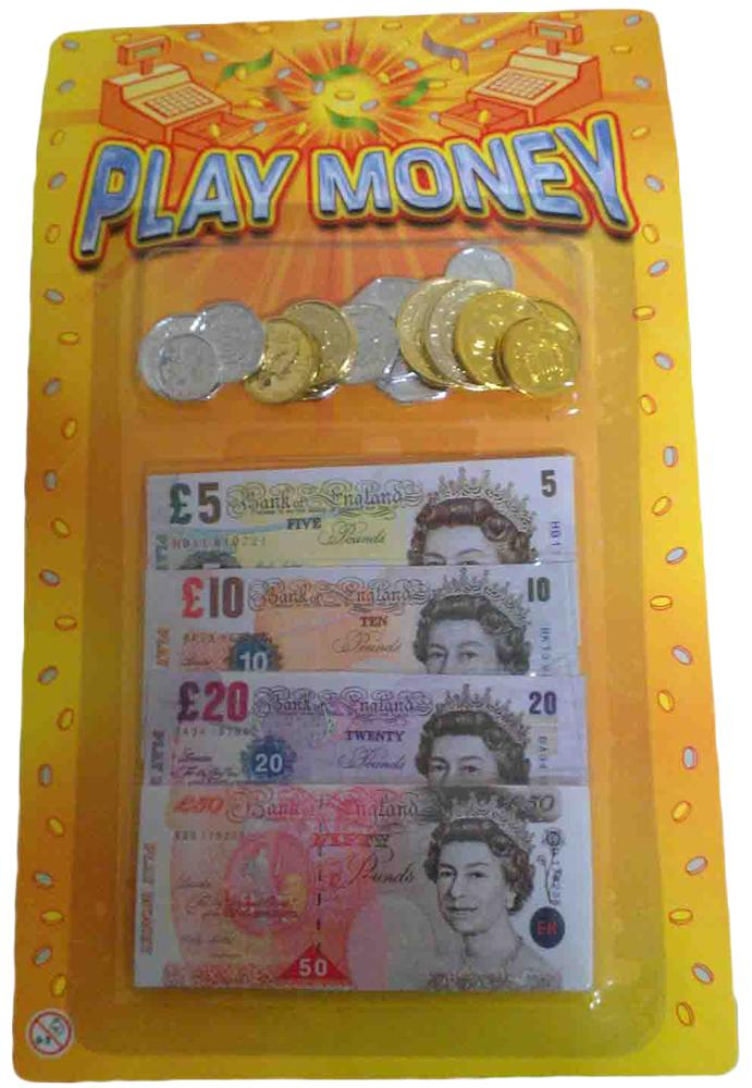 Fake Toy Money : Childrens kids fake toy pretend play money notes and