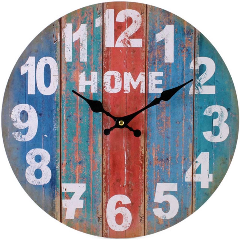 Retro Kitchen Wall Clocks Wall Clocks Large Designer Art Deco Novelty Inspiring Quote Fairy