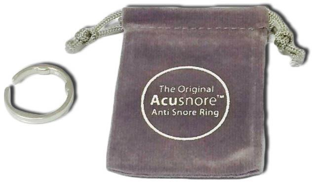 anti snore ring instructions