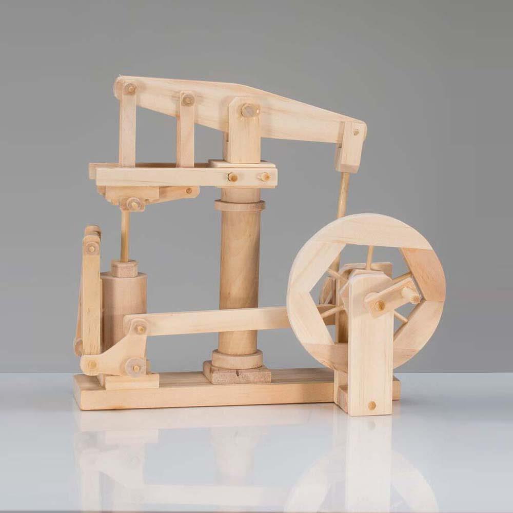 Timberkits m canique auto assemblage construction en bois for Construction xylophone bois