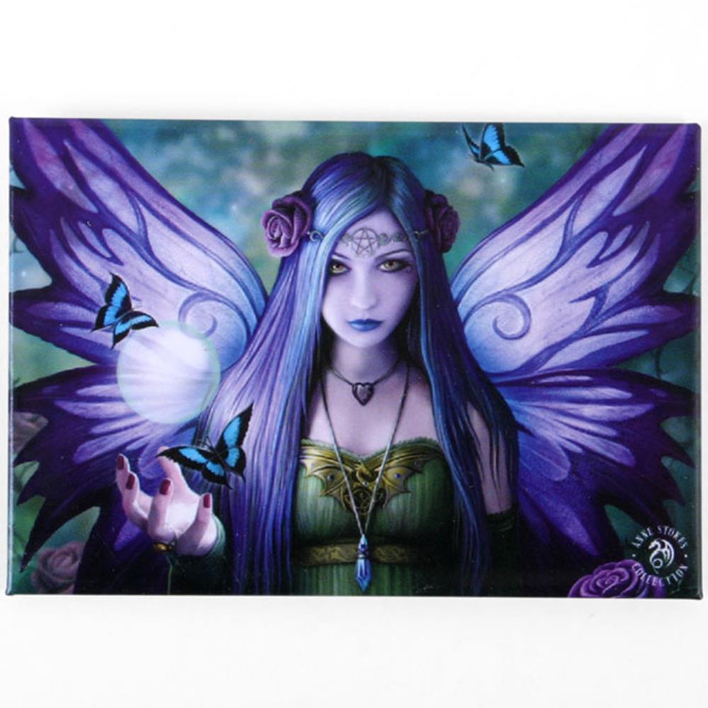 Metal Fridge Magnets Anne Stokes Fantasy Mystical Dragon