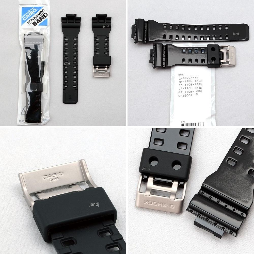 Original Casio G Shock Replacement Band Strap G 8900a 1