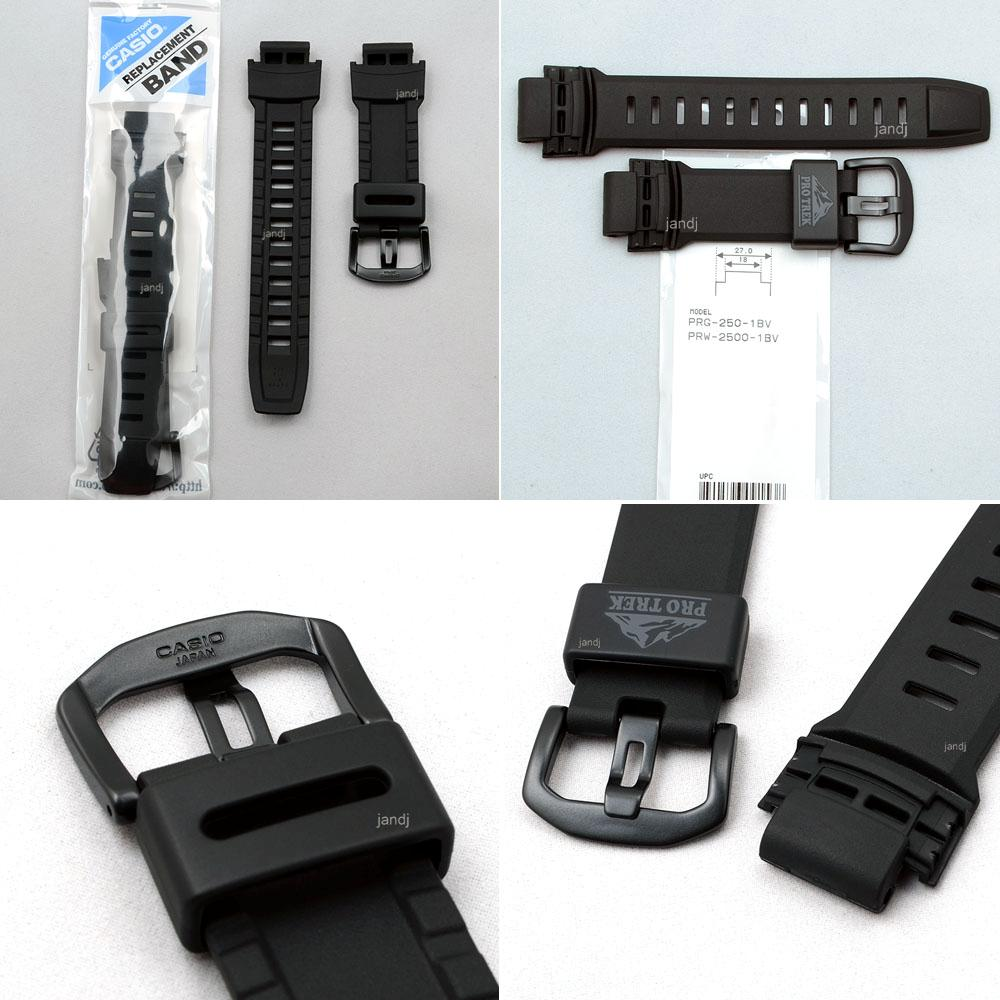 Orginal Genuine Casio Pro Trek Replacement Band Strap For