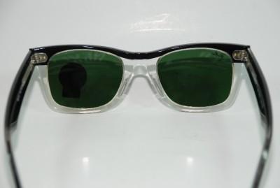 brown wayfarer sunglasses  black&clear wayfarer