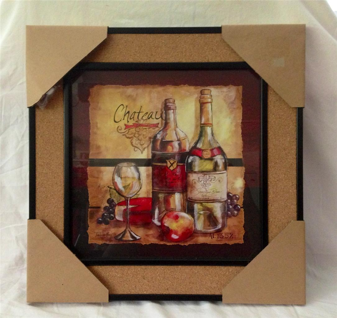 about bistro cafe wine home kitchen interior plaque picture decor