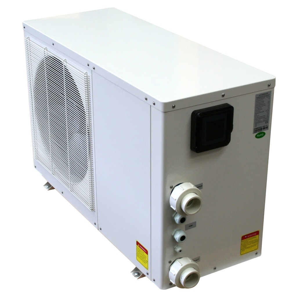 Swimming Pool Heat Pump Heater Solar Swim Spa Heating Brand New Ebay