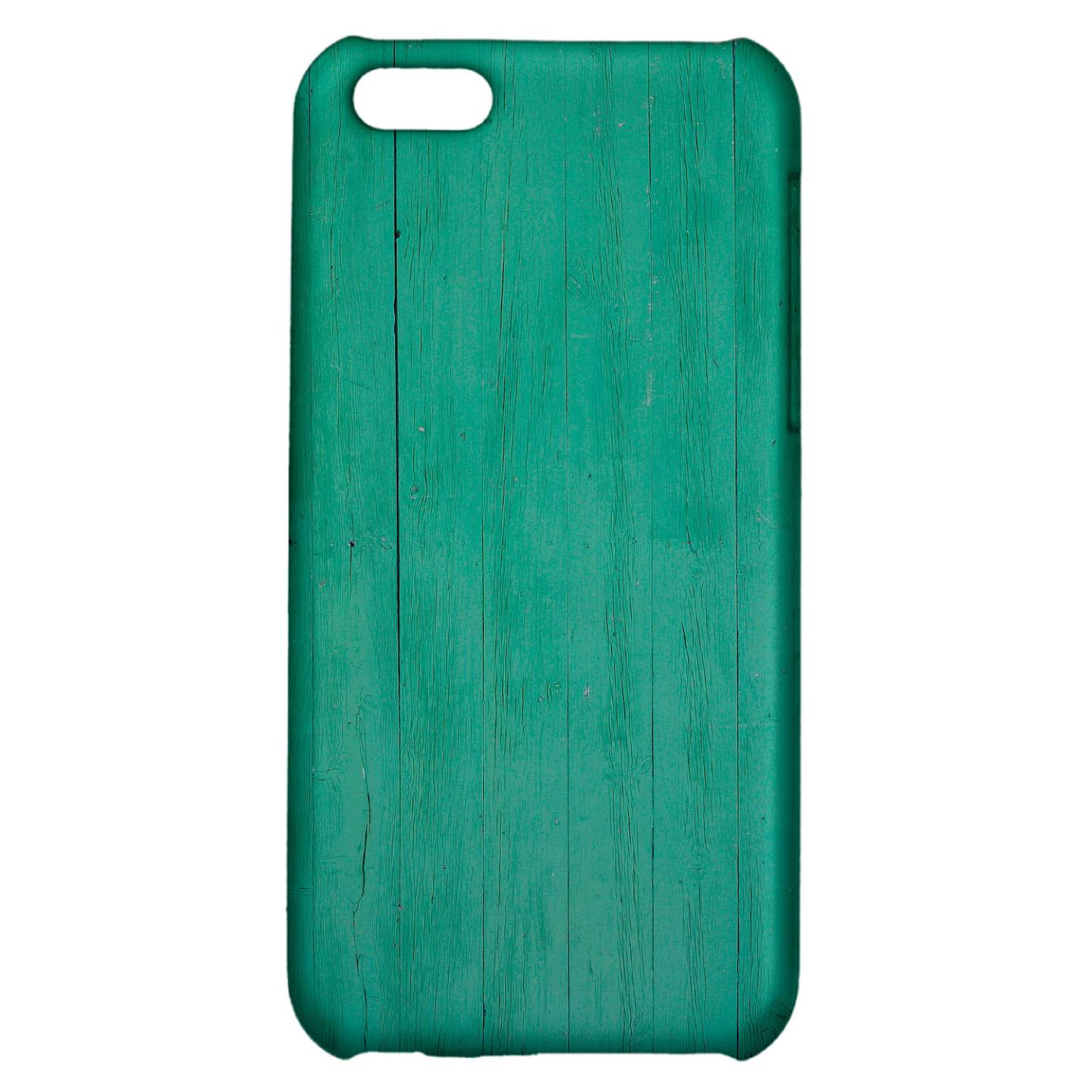 new green painted wood planks design custom cover skin iphone 5c new ebay