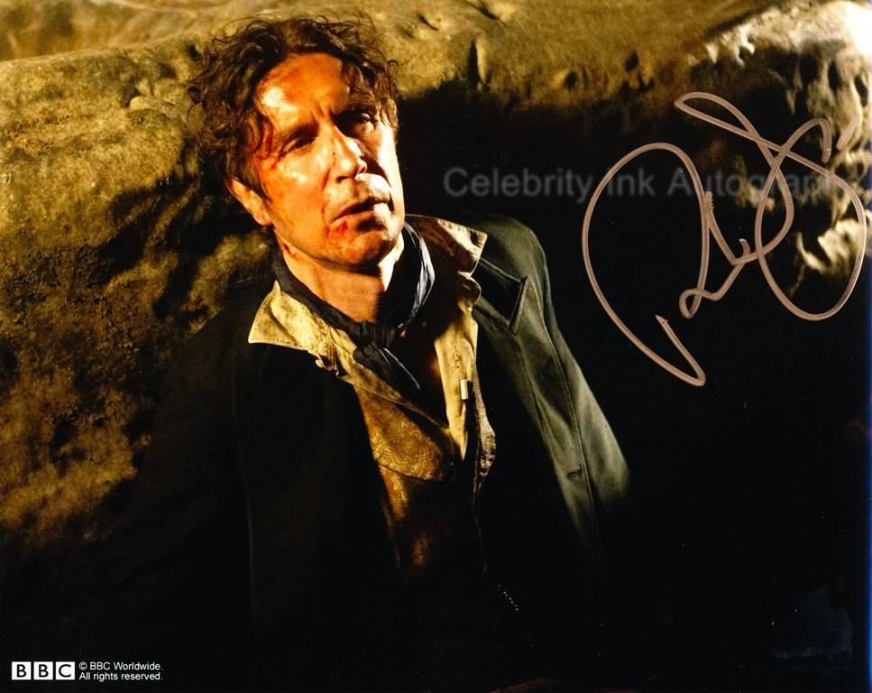 PAUL-McGANN-Doctor-Who-Night-Of-The-Doctor-GENUINE-AUTOGRAPH-UACC-Ref-9113