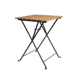 ikea indoor outdoor folding coffee tea reading picnic table new ebay. Black Bedroom Furniture Sets. Home Design Ideas