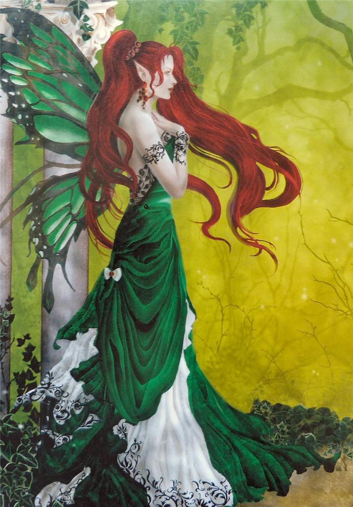 Nene Thomas Tree Free Gothic Fantasy Pagan Occasion Birthdayblank