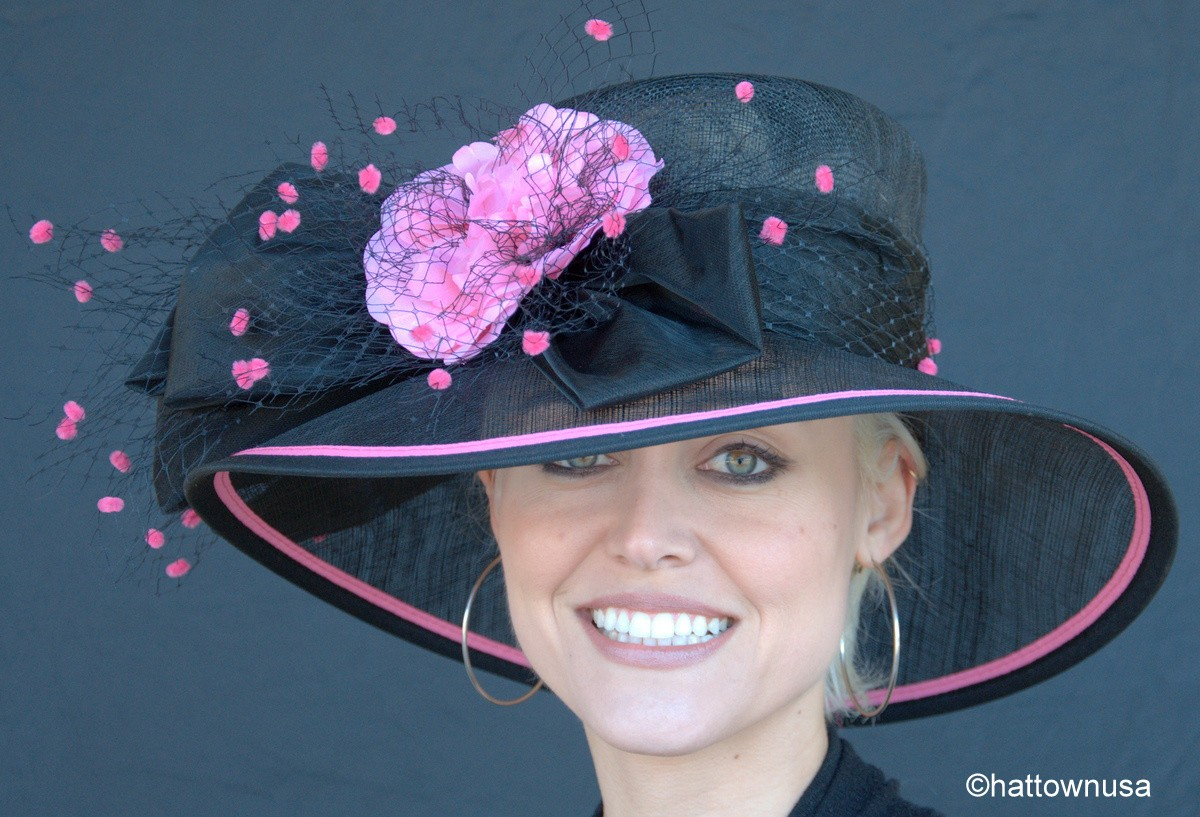 new s kentucky derby hat churchill downs sinamay