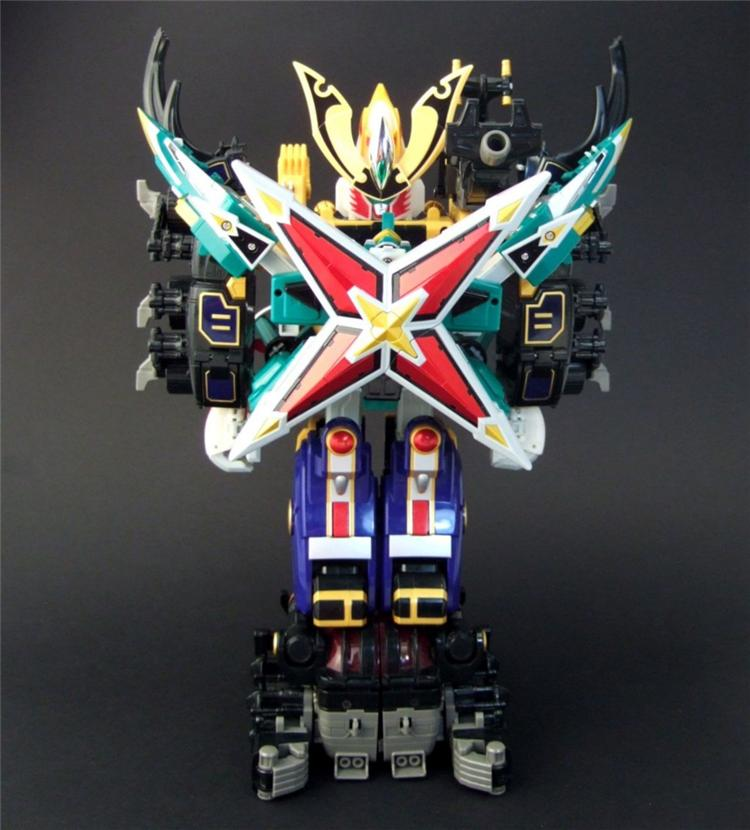 power rangers samurai megazord ebay tattoo design bild. Black Bedroom Furniture Sets. Home Design Ideas