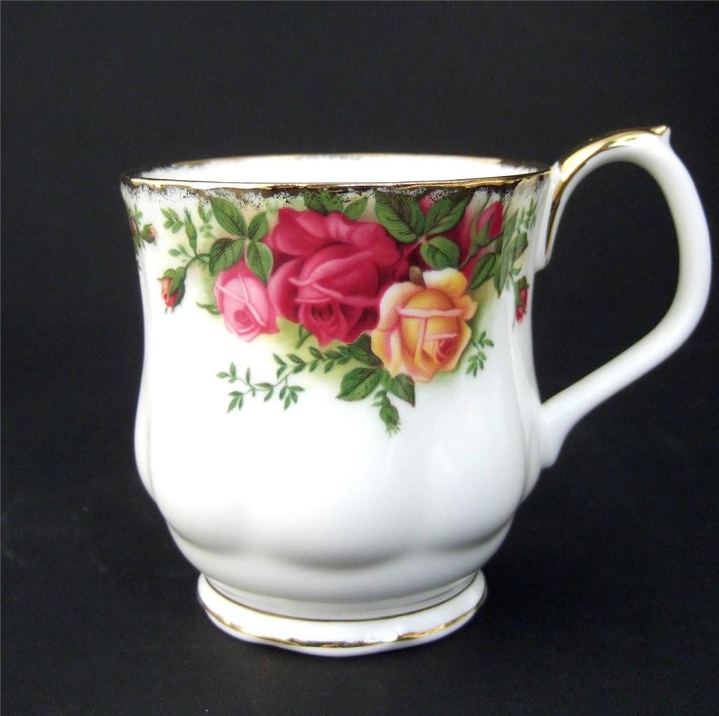 royal albert ocr old country roses choose teapot mug. Black Bedroom Furniture Sets. Home Design Ideas
