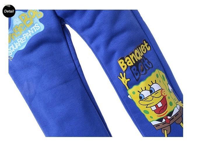 Spongebob Squarepants Baby Boys Girls Hoodies Coat Pants Suits Lovely 2 8Year