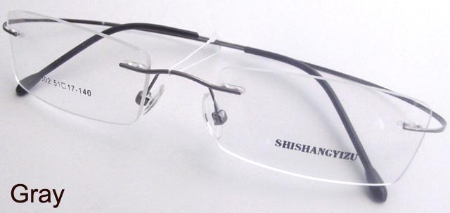 Rimless Glasses With Clear Bridge : Rimless Eyeglasses Clear Bridge Louisiana Bucket Brigade