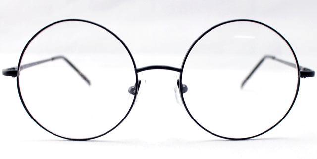 Oversized Retro Vintage Harry Potter Round Eyeglass Frame