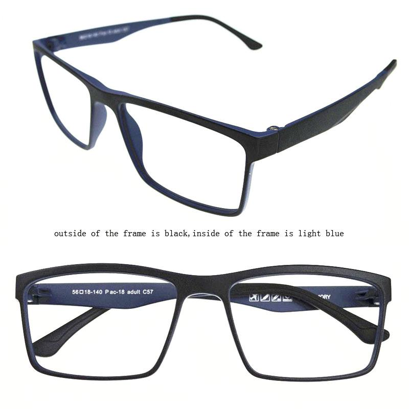 Glasses Frame Ultem : ULTEM Men Myopia Glasses Optical Flexible Eyeglasses Frame ...