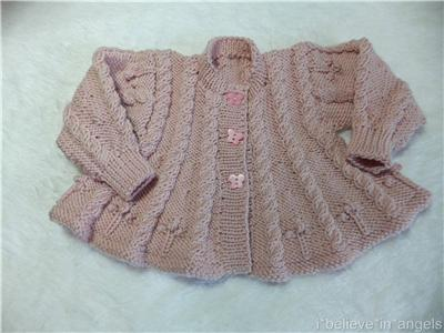 KNITTING PATTERN TO MAKE *DAWNS ANGEL* COAT, LEGGINS ...