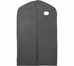 1-x-NEW-Black-Plastic-Suit-Garment-Cover-Bag-1000-H-x-600-W