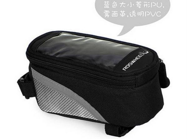 2012-Cycling-Bike-Bicycle-Frame-Pannier-Front-Tube-Bag-For-Cell-Phone-Outdoor