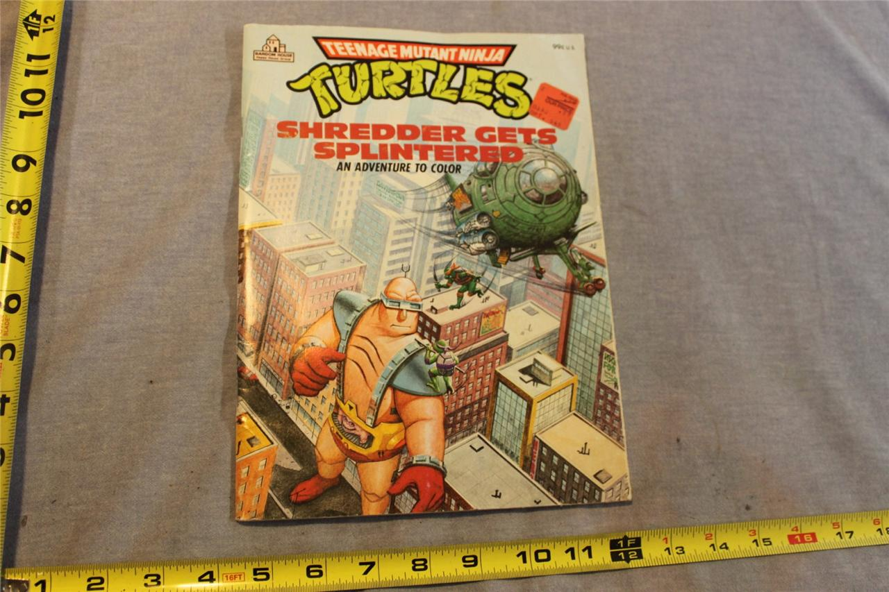 Most valuable vintage ninja turtle action turtles