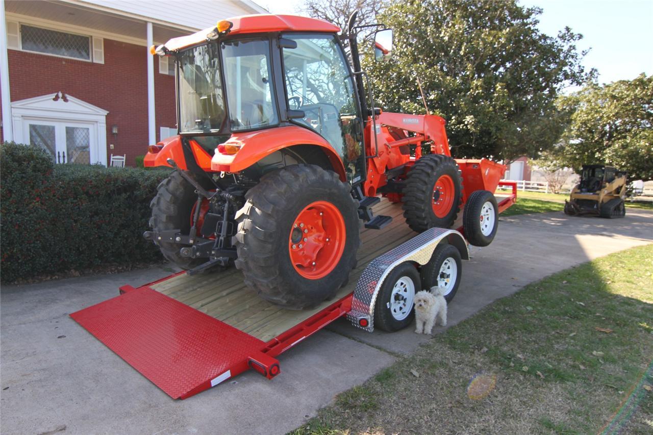 New Kubota Tractor Packages http://www.ebay.com/itm/Kubota-M5140