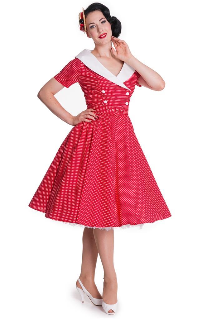 Платье В Стиле 50 Х Купить