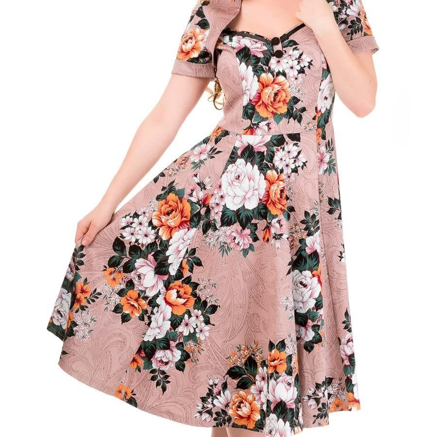 Gracious-50-039-s-Full-circle-Dress-by-Banned-rockabilly-pinup-full-circle
