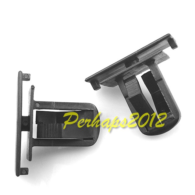 FITS 2002-On JEEP Liberty Rocker Panel Bumper Fascia Clips Retainers 55156429-AA
