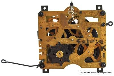... Unadjusted Cuckoo Clock Movement West German for Repair 5425 | eBay