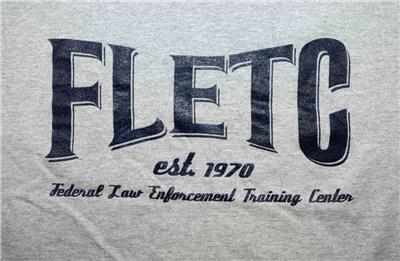Federal Law Enforcement Training Center Fletc Shirt