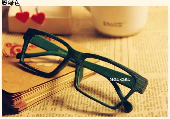 retro glasses  retro fashion imitation