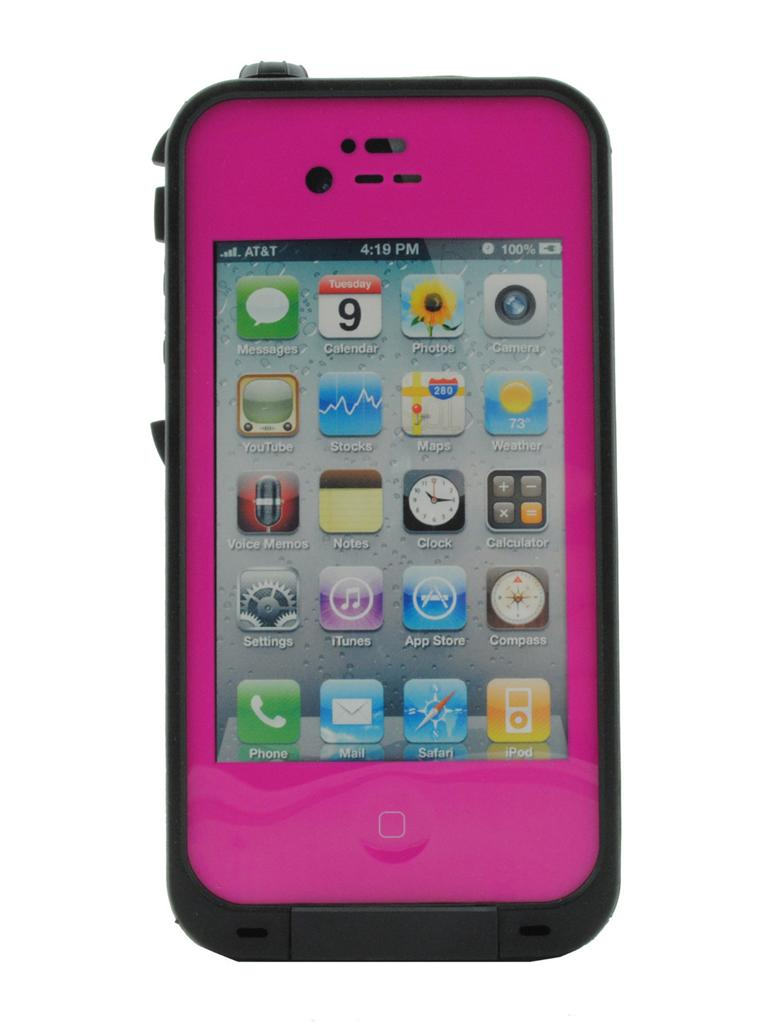 WATER DIRT SNOW LIFE PROOF IPHONE 4/4S CASES 11 COLORS TO ...