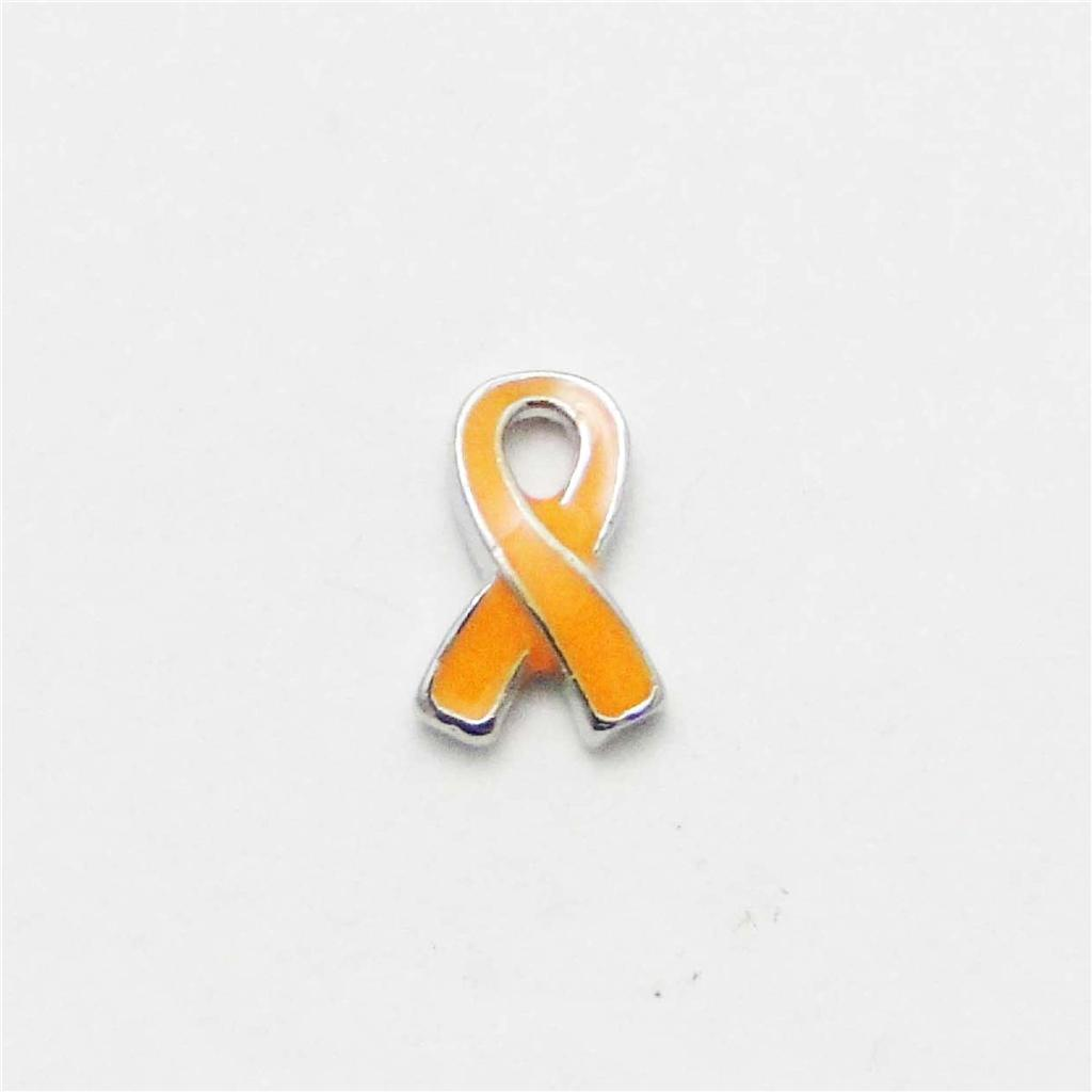 fc035charmed charm 4 living locket orange leukemia ribbon
