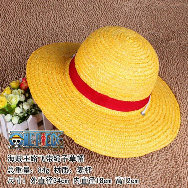 how to make luffy hat