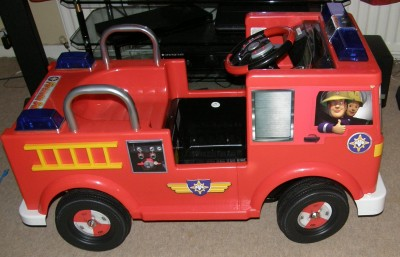 Fireman Sam Battery Powered (12V) - 33.8KB