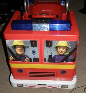 Fireman Sam Battery Powered (12V) - 26.1KB