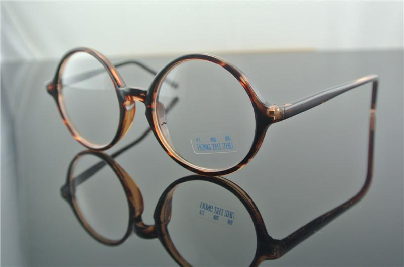 How To Read Eyeglass Frame Numbers : 43mm Vintage Round Eyeglass Frames Tortoise Glasses Full ...