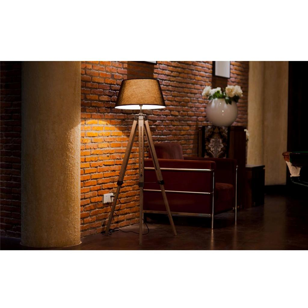 Tripod Floor Lamp Bunnings Homelife Scandinavian Style