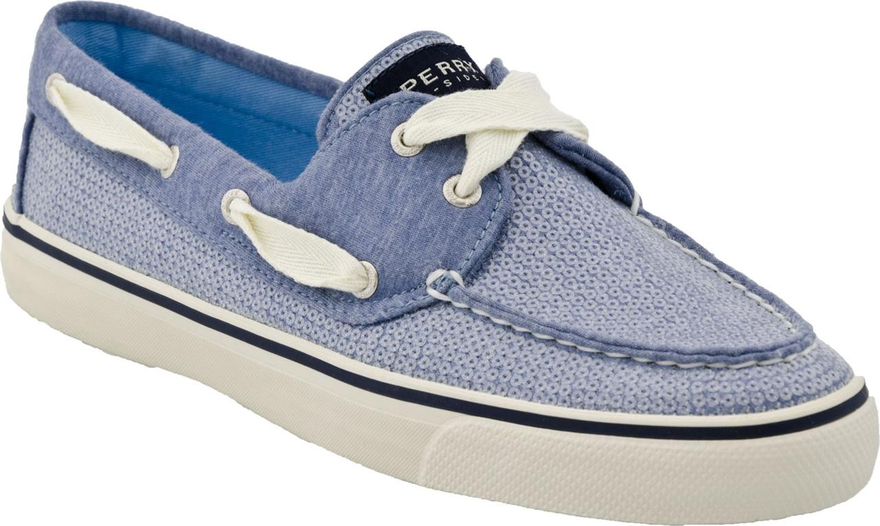 Fancy - Sperry Top-Sider^ Authentic Original 2-eye boat shoes in twill - flats - Women's shoes - J.Crew