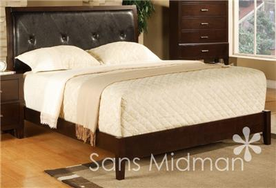 New serendipity collection king size bedroom 6 piece espresso furniture set ebay for 6 piece king size bedroom sets