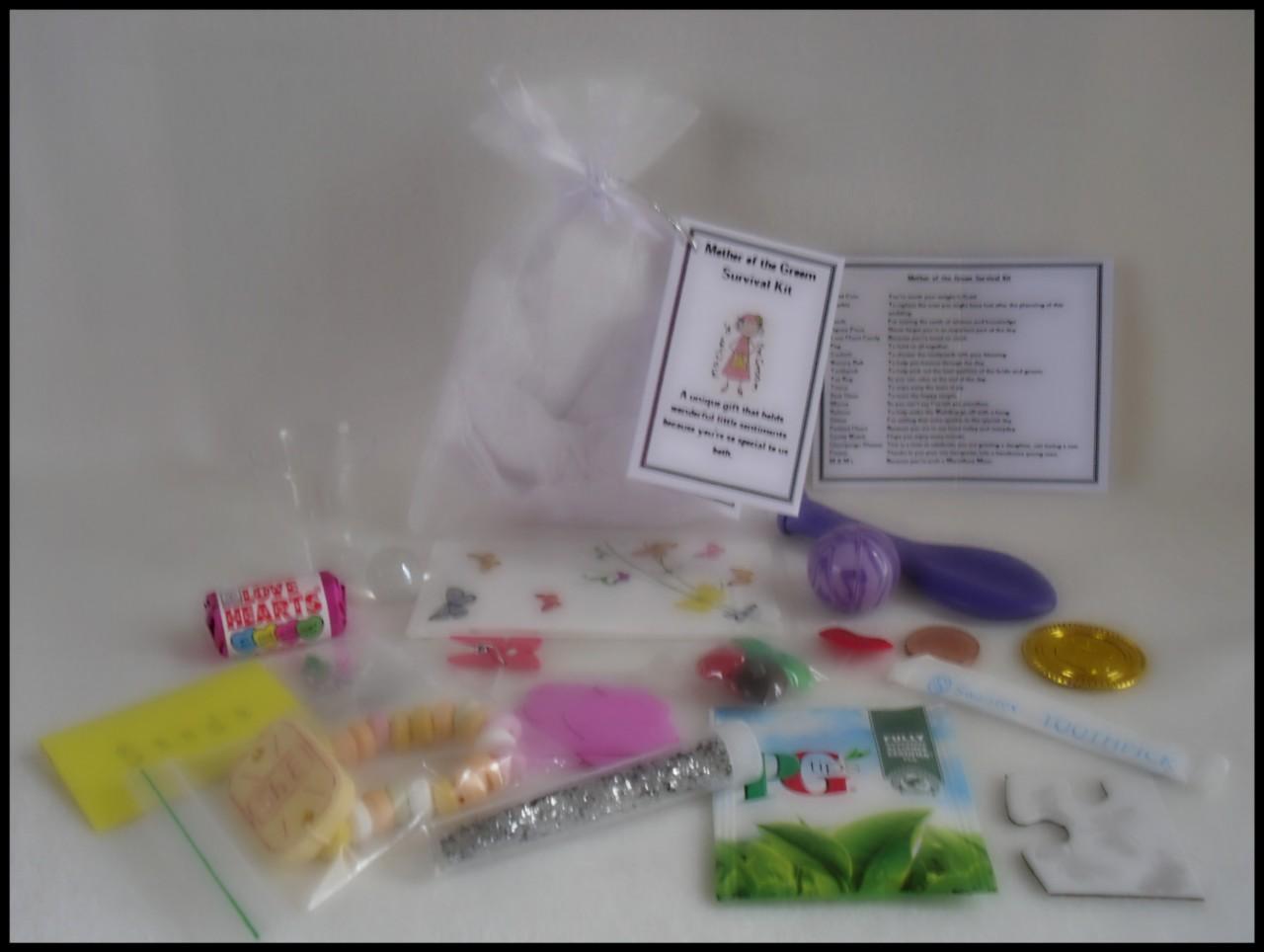 Fun Wedding Survival Kit | Party Invitations Ideas