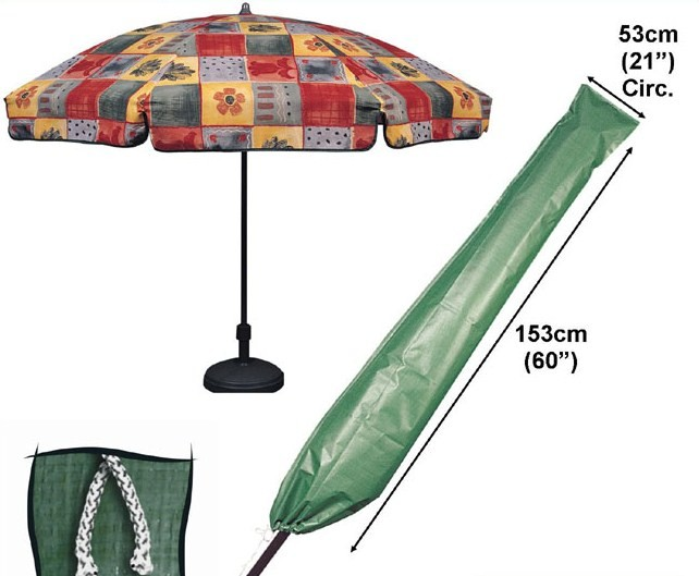 Wholesale-Lot-50-x-Outdoor-Parasol-Protection-Covers