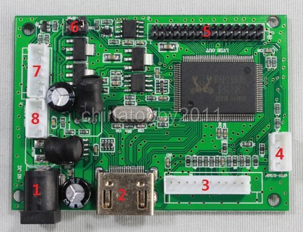 电路板 600_460