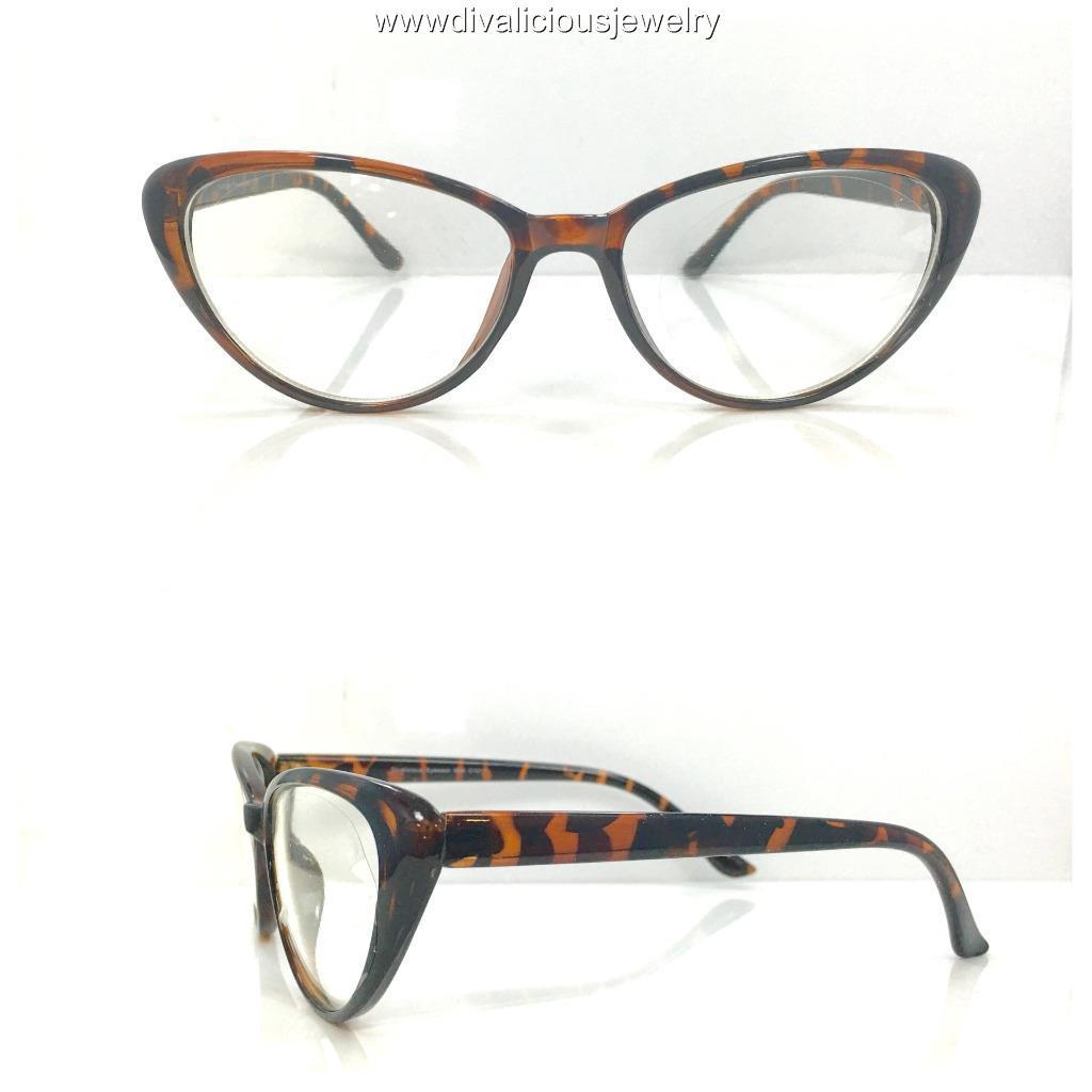Divalicious Cat Eye Glasses