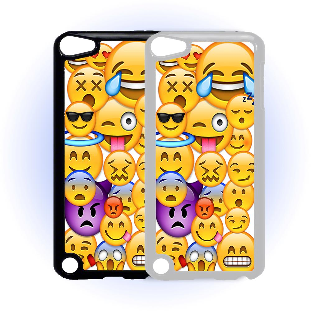 Emoji-Collage-Design-Telephone-Etui-Housse-Pour-iPhone-4-5-6-iPod-iPad ...