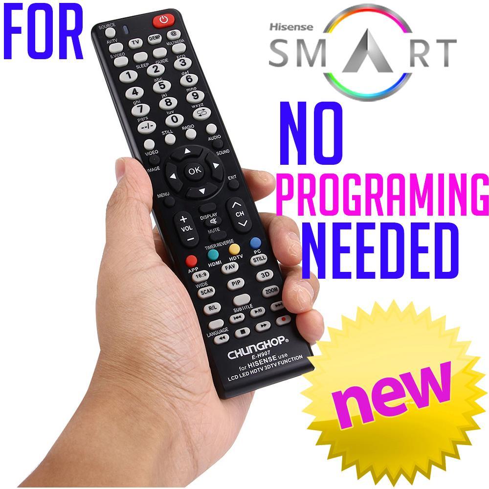 hisense 50 smart tv manual
