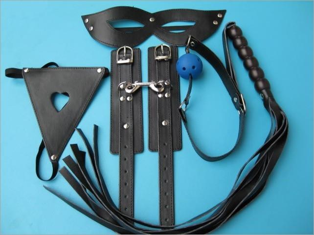 bondage kit black cock