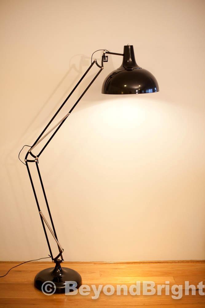 x large designer pixar floor lamp light 1 9m black modern With large pixar floor lamp