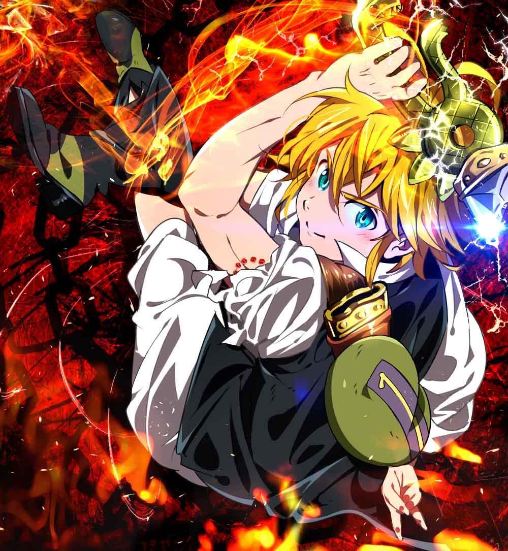 Otaku Disaster!: Anime: Nanatsu No Taizai